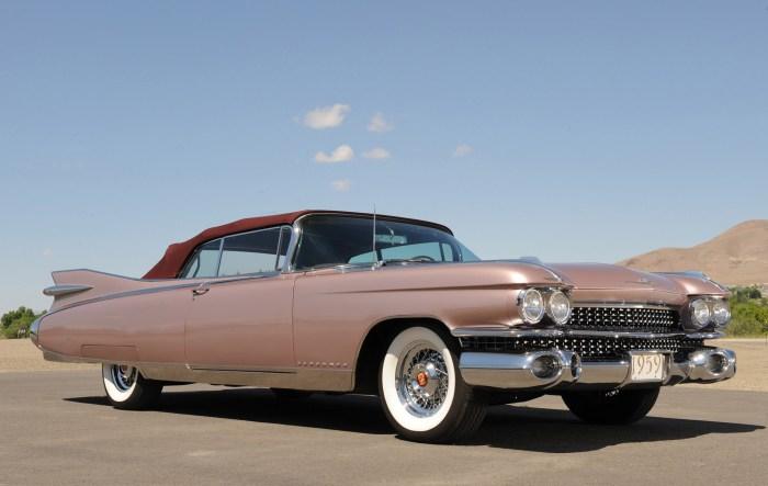 Cadillac Eldorado 1959 г.