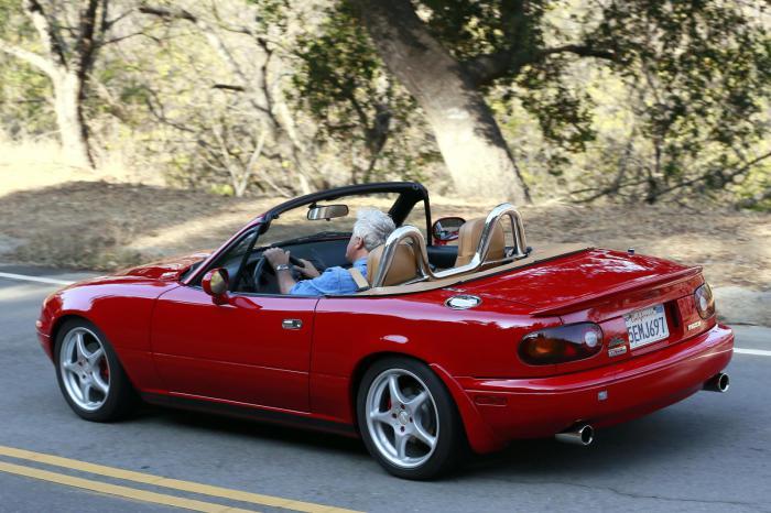 Mazda Miata - идеальное решение для тех, кто всю жизнь мечтал о кабриолете.