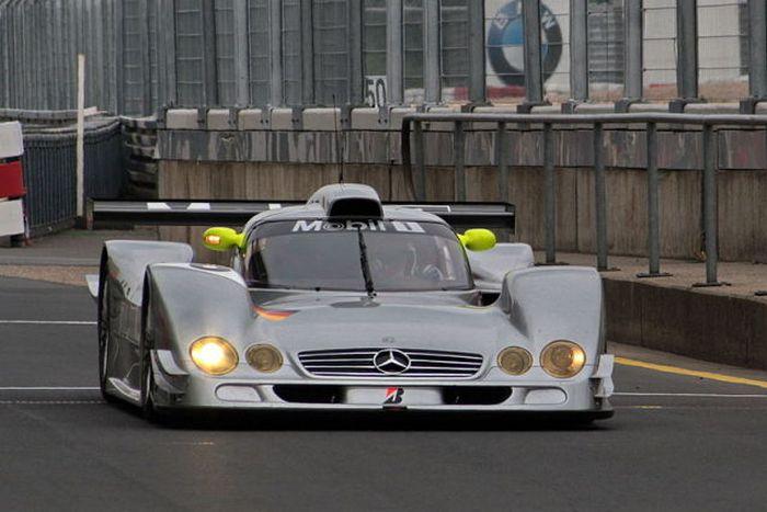 Mercedes-Benz CLR