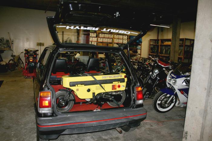 Honda City.