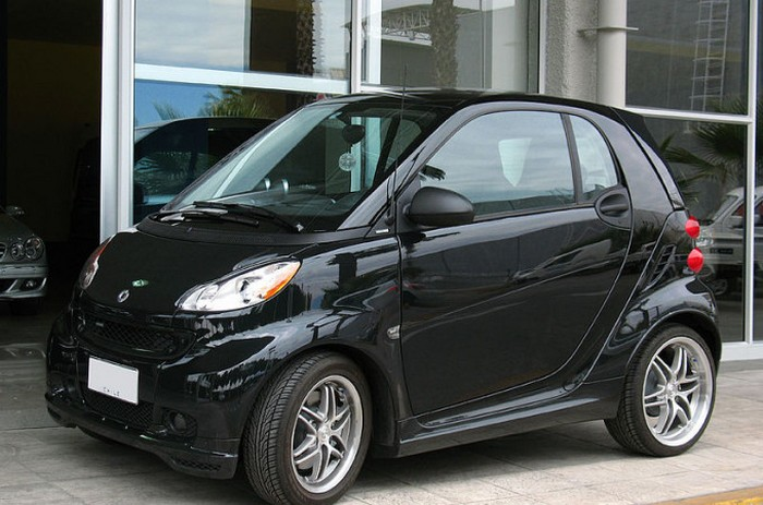 Smart Fortwo - ��������� ������ � �������� ���������.