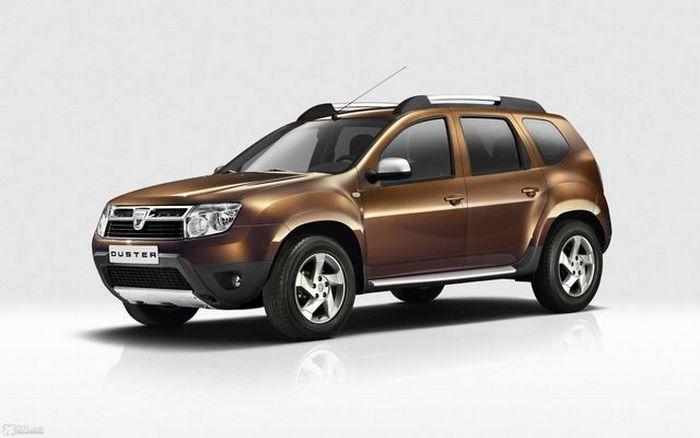 Dacia Duster: когда внешность обманчива.