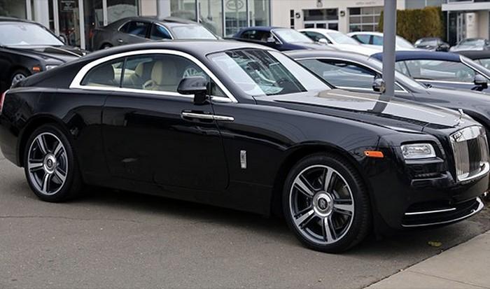 Rolls Royce - самый долговечный авто.