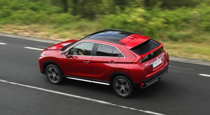 Для самых разных поездок Mitsubishi Eclipse Cross.