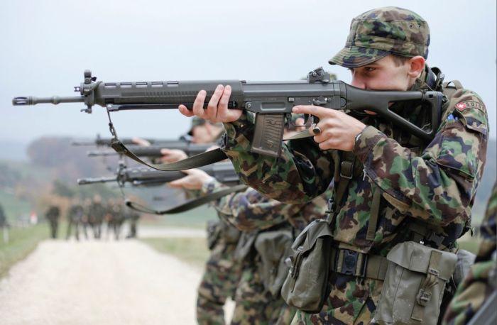 Сильное оружие. |Фото: militaris.ru.