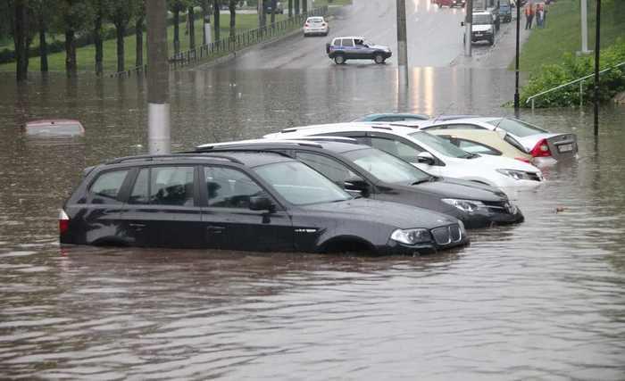 Полностью быть в воде и не нужно. |Фото: dpchas.com.ua.