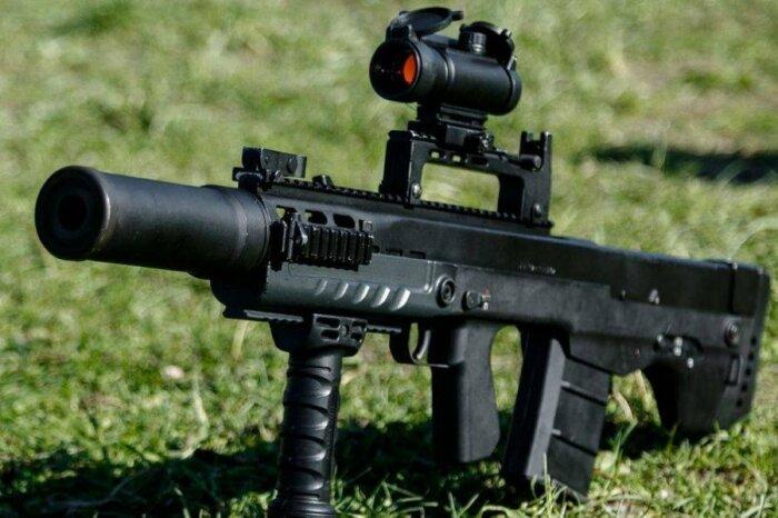 Идеально оружие спецназа. |Фото: shraibikus.com.