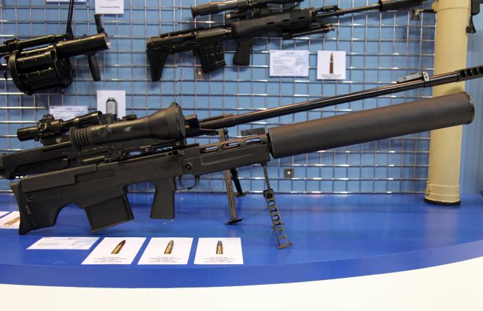 На базе автомата есть снайперская винтовка. ¦Фото: military.wikia.org.