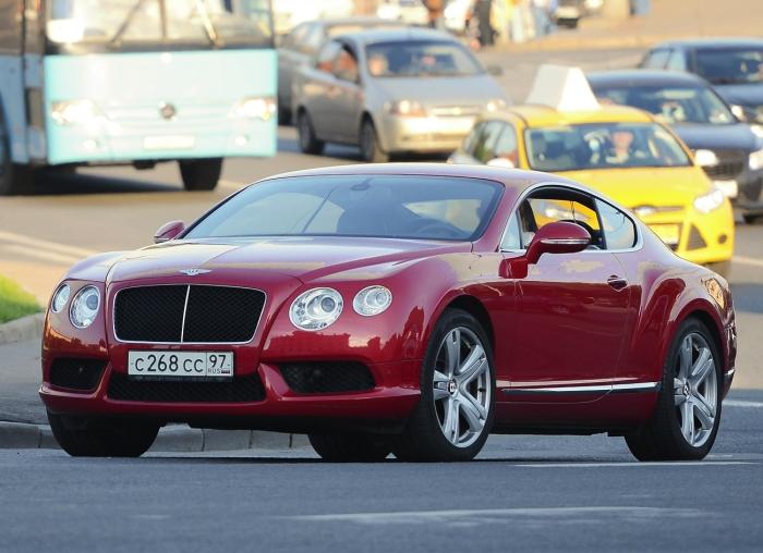 Крутой автомобиль. |Фото: avto-nomer.ru.