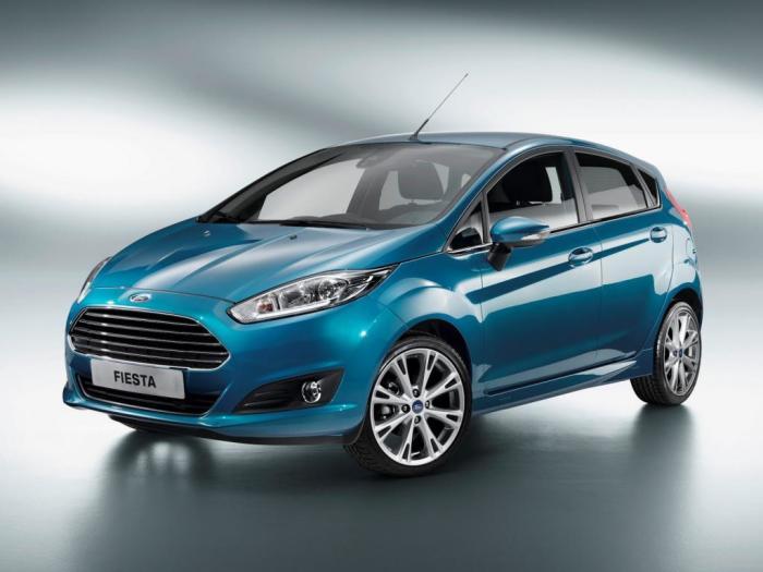 Ford Fiesta не самый популярный автомобиль на вторичном рынке.