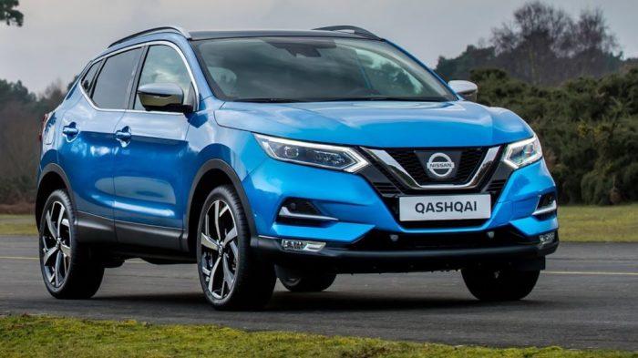 Еще один гадкий утенок рынка - Nissan Qashqai.