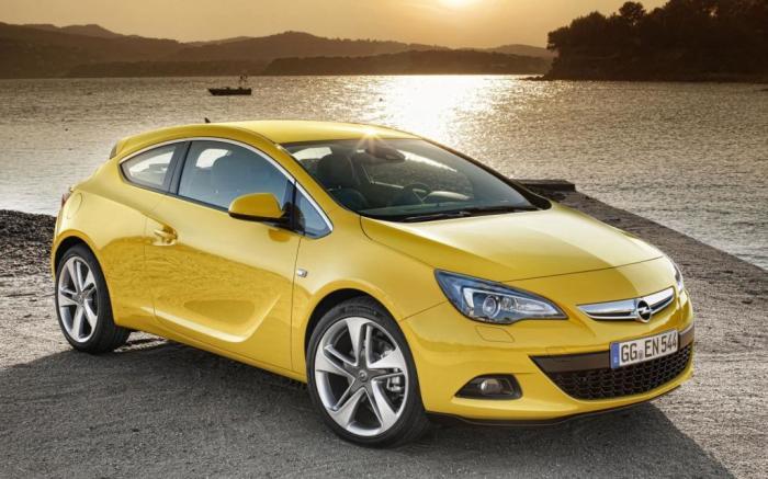 Никто не берет Opel Astra J.