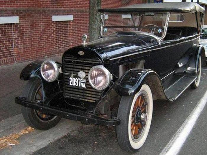 Lincoln Motor Company.