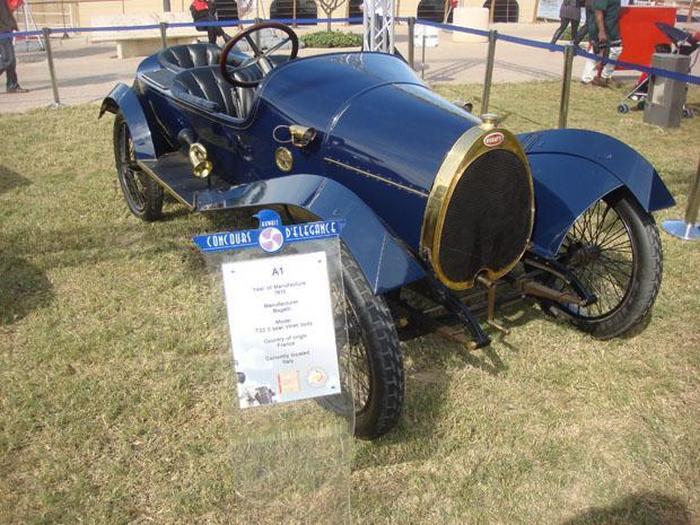 Bugatti Automobiles.