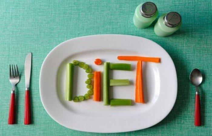 Условно здоровая привычка: диеты.