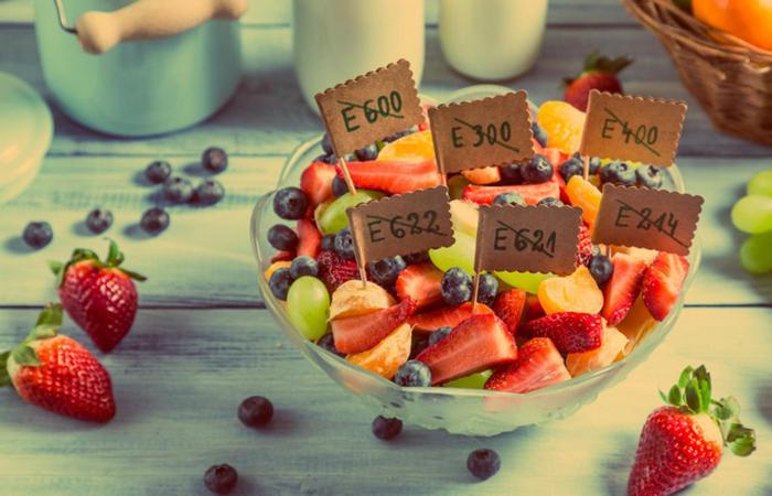Условно здоровая привычка: пищевые добавки.