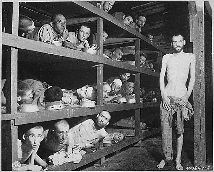Концентрационные лагеря смерти.