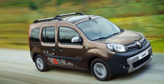 С пробегом этот Renault Kangoo начинает буквально сыпаться.