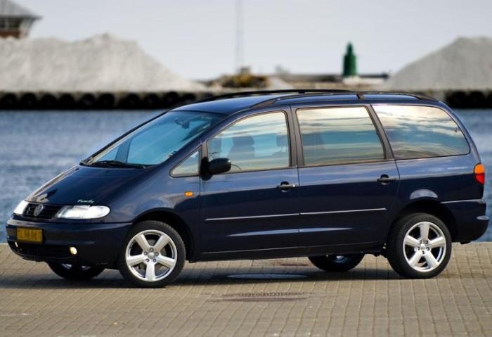 Сам по себе Volkswagen Sharan неплох.