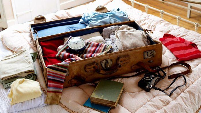 Лишнюю одежду брать не стоит. | Фото: travel-vse.ru.