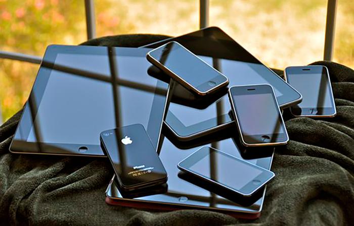 Зачем нужно много гаджетов? | Фото: applemix.ru.