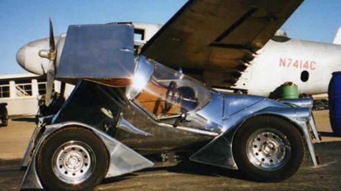 Balanced-Over-Batteries - автомобиль за 500 долларов.