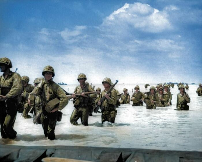 Известность к ножу пришла после Второй мировой войны, когда американские солдаты привезли балисонг на родину. |Фото: Twitter.
