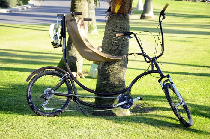 Велосипед с членом в седле видео фото 447-869