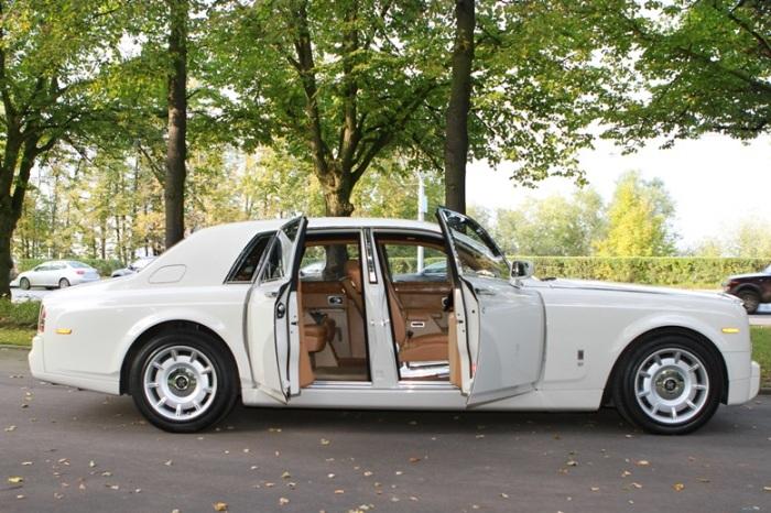 А еще есть вот такой автомобиль. ¦Фото: fishki.net.