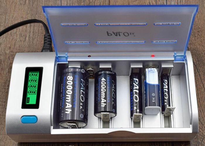 Батарейки можно зарядить. |Фото: vodolaz.su.