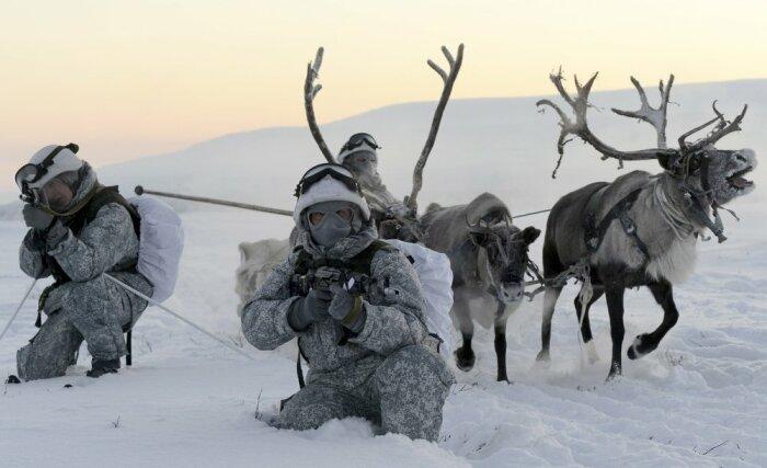 Россия наращивает свое присутствие на севере. yakutiamedia.ru.