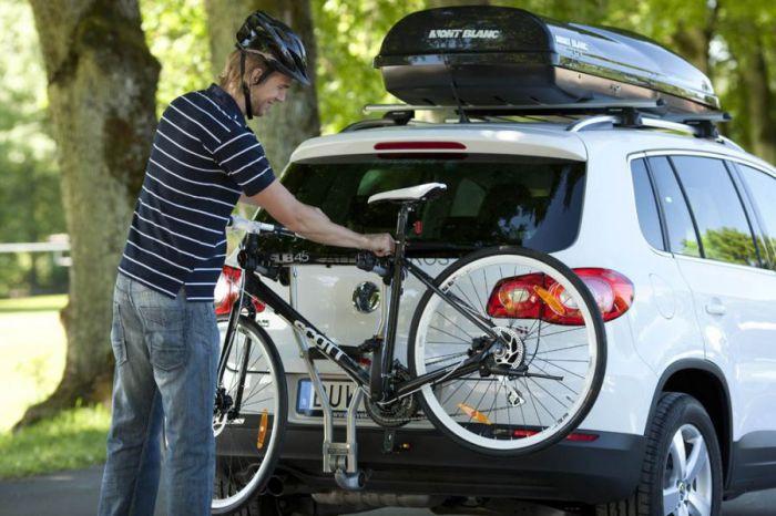 Лучшее автомобильные багажники для перевозки велосипедов.