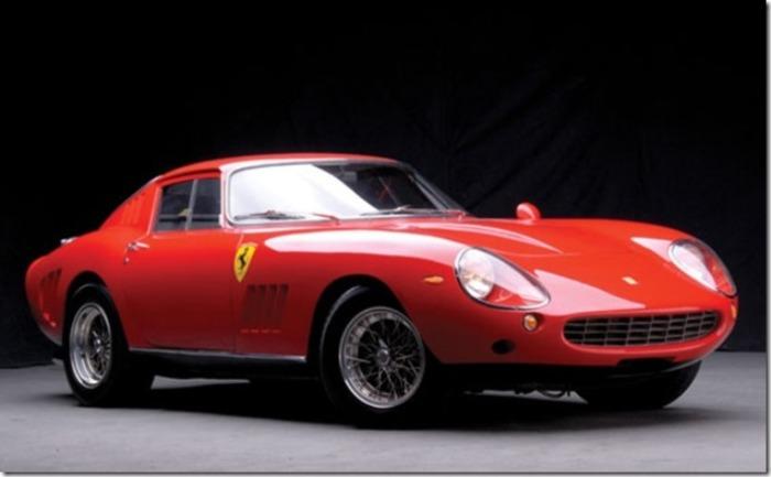 Живое воплощение красоты Ferrari 275GTB.