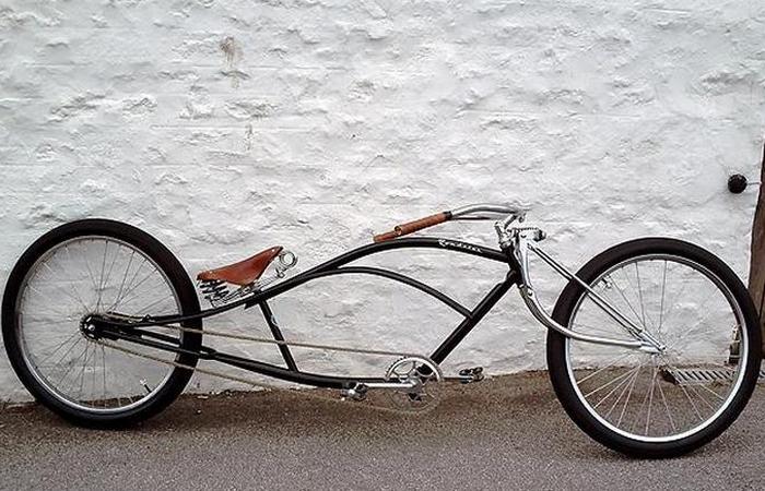 Просто невероятные велосипеды.