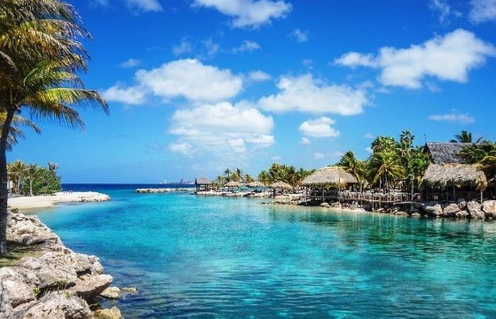 Красивейшее место: остров Кюрасао.