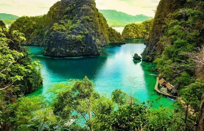 Красивейшее место: остров Палаван.