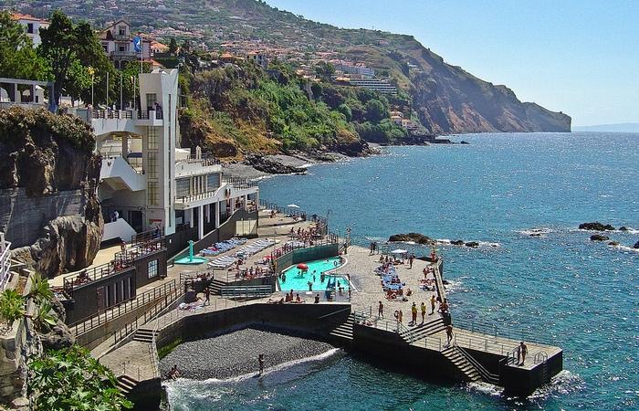 Красивейшее место: остров Мадера.
