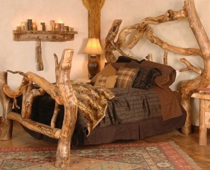 Кровать лесника.