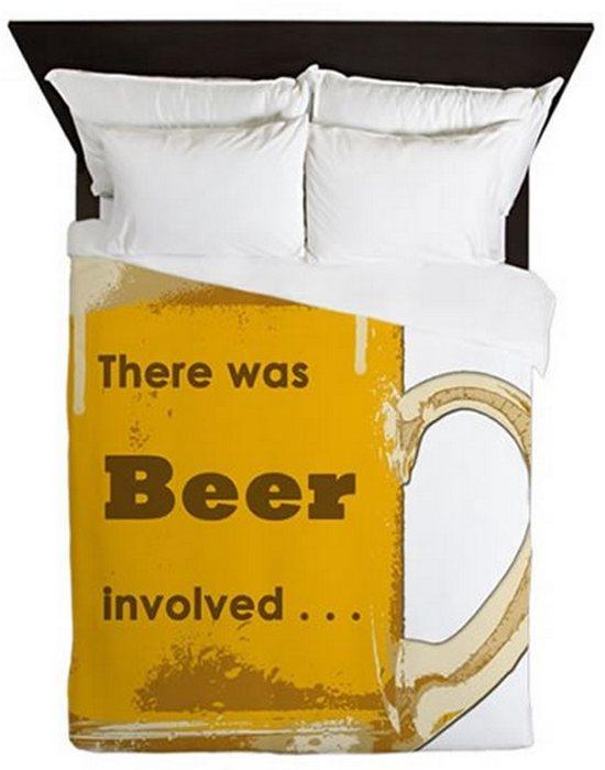 Оригинальное белье «Пиво».