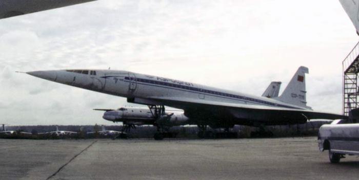 Весьма проблемный самолет.