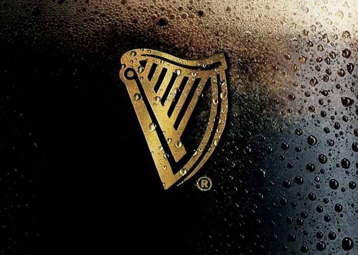 Стаут пиво Guinness.