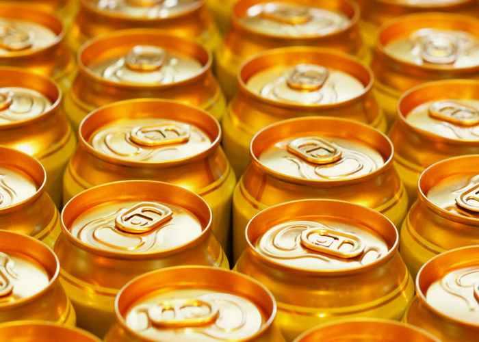 Баночное пиво - дешевое пиво.