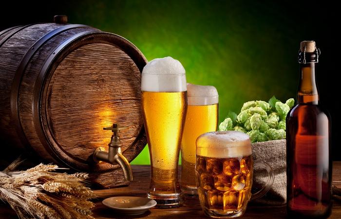 Разумное употребление пива полезно.