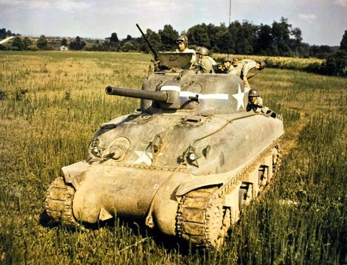 Союзники делали такие же. |Фото: wallhere.com.