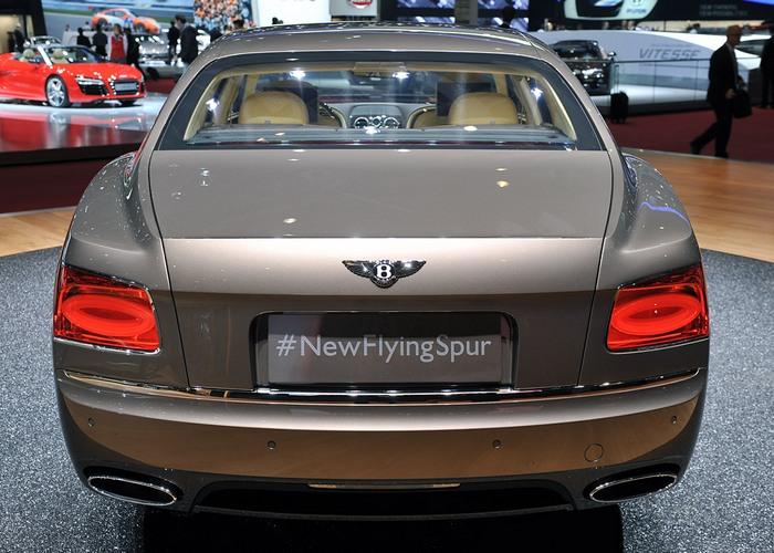 Bentley Flying Spur W12. Больше чем автомобиль.