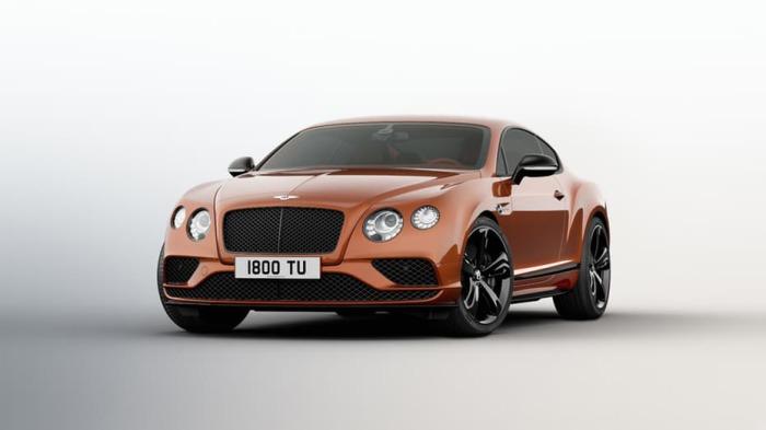 Всё тот же Bentley.