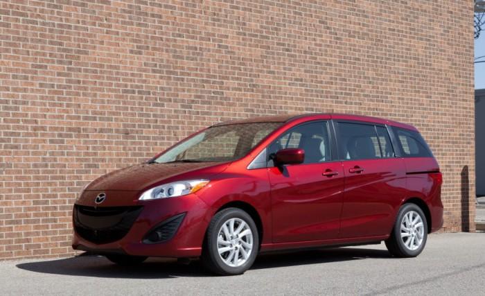 Mazda 5.