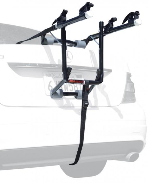 Самый «компромиссный» навесной багажник для велосипедов.