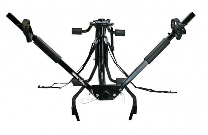 Универсальное крепление для велосипеда любого размера.