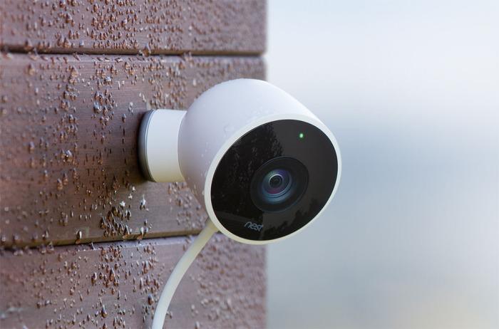Nest Cam Outdoor - polnaya garantiya bezopasnosti.